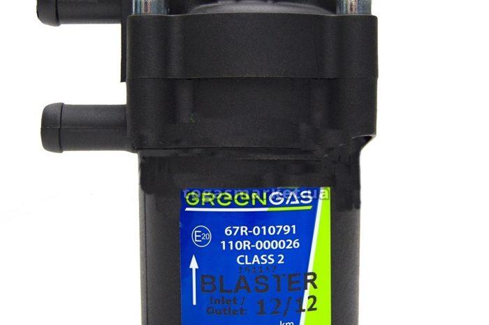 Фильтр паровой фазы газа с отстойником GreenGas